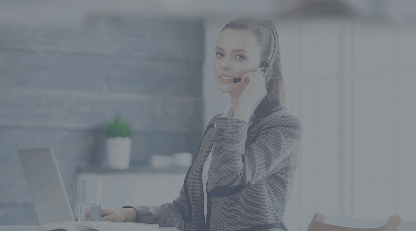 A virtual Receptionist on call